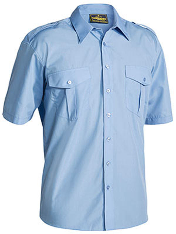 Bisley Epaulette Shirt
