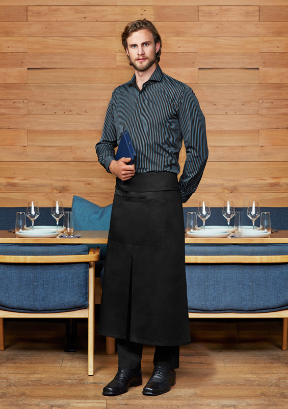 Continental Style Full Apron