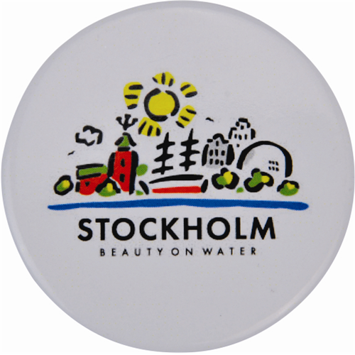 Button Badge 75mm