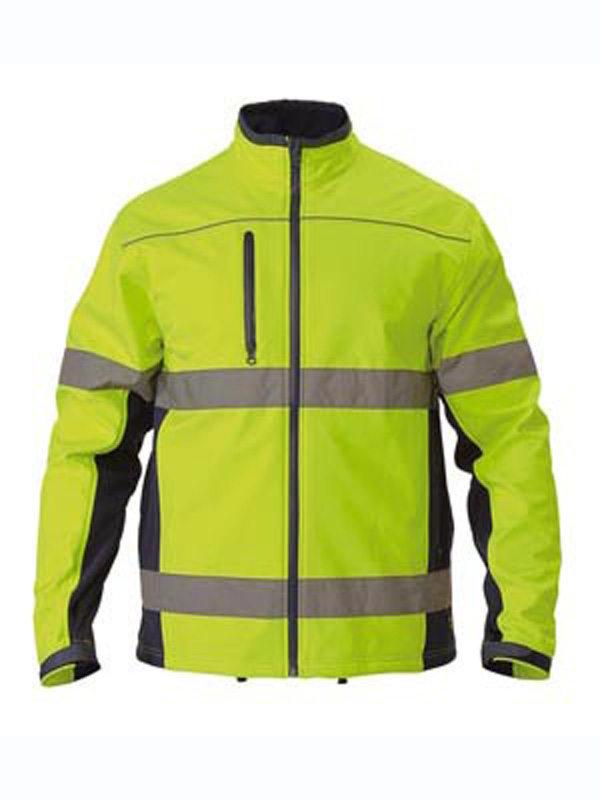Bisley Day and Night Soft Shell Jacket