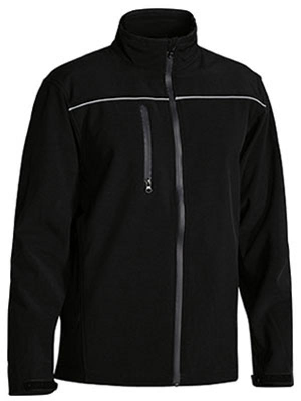 Bisley Work Soft Shell Jacket