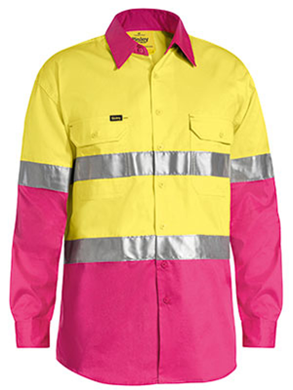 Bisley Breast Cancer Foundation Work Shirt