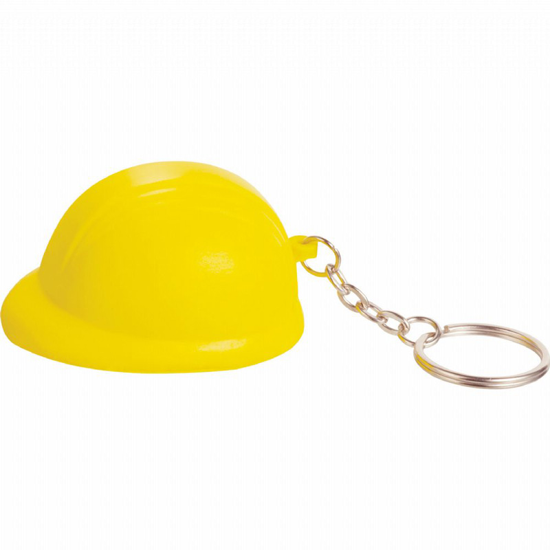 Hard Hat Keychain