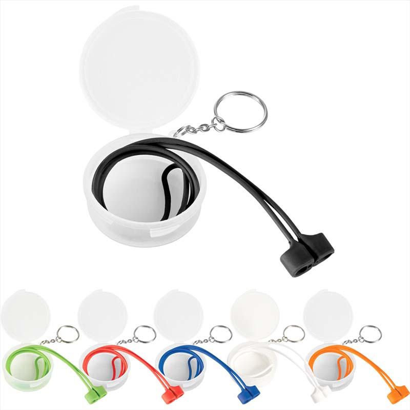Silicone True Wireless Earbud Strap
