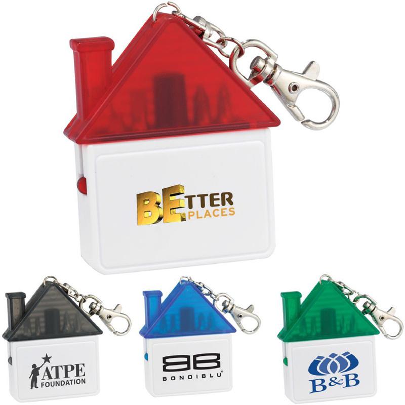Home Sweet Home Tool Keychain