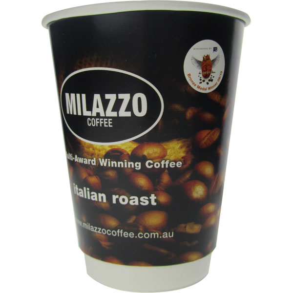 Promotional Paper Coffee Cups Large