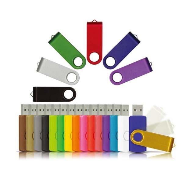 Mix N Match Flash Drive (USB2.0) 2GB