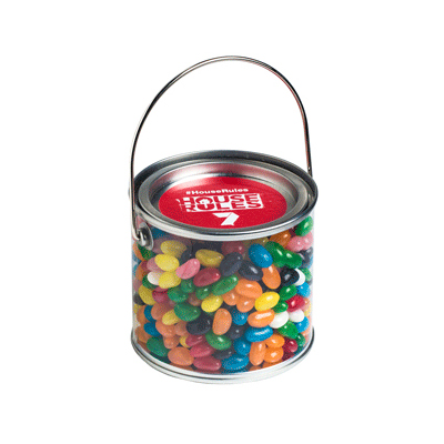 Medium Bucket Filled with Jelly Beans