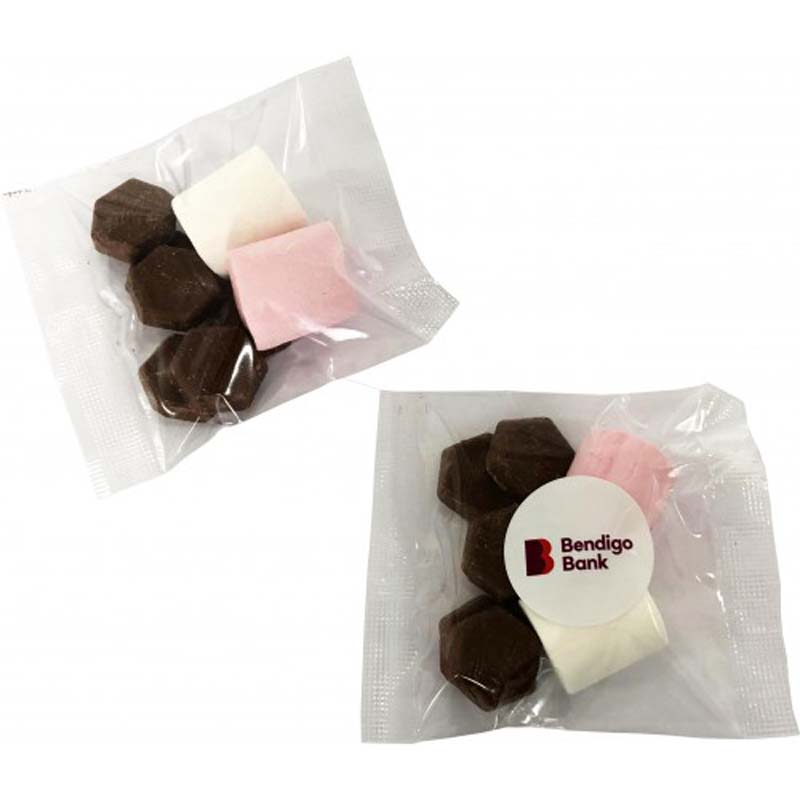 Lindt Chocolate with Marshmallows