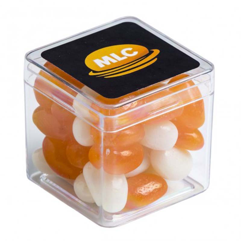 Jelly Beans in HARD Cube 60g
