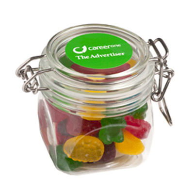 Mixed Lollies in Canister 170G