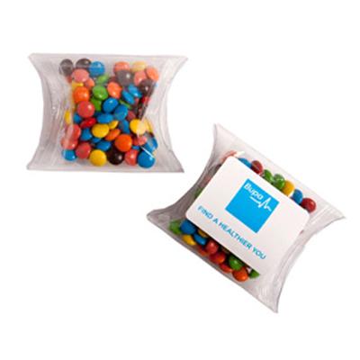 Mini M&Ms in PVC Pillow Pack 25g