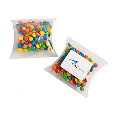 Mini M&Ms in PVC Pillow Pack 50g
