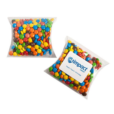Mini M&Ms in Pillow Pack 100g