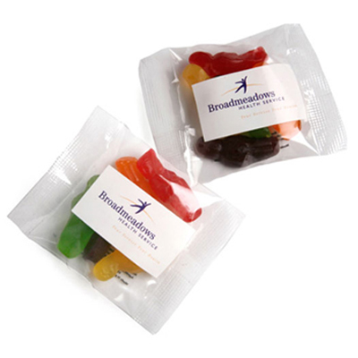 Jelly Babies Bags 20G
