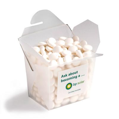 Frosted Noodle Box - Mints 100g