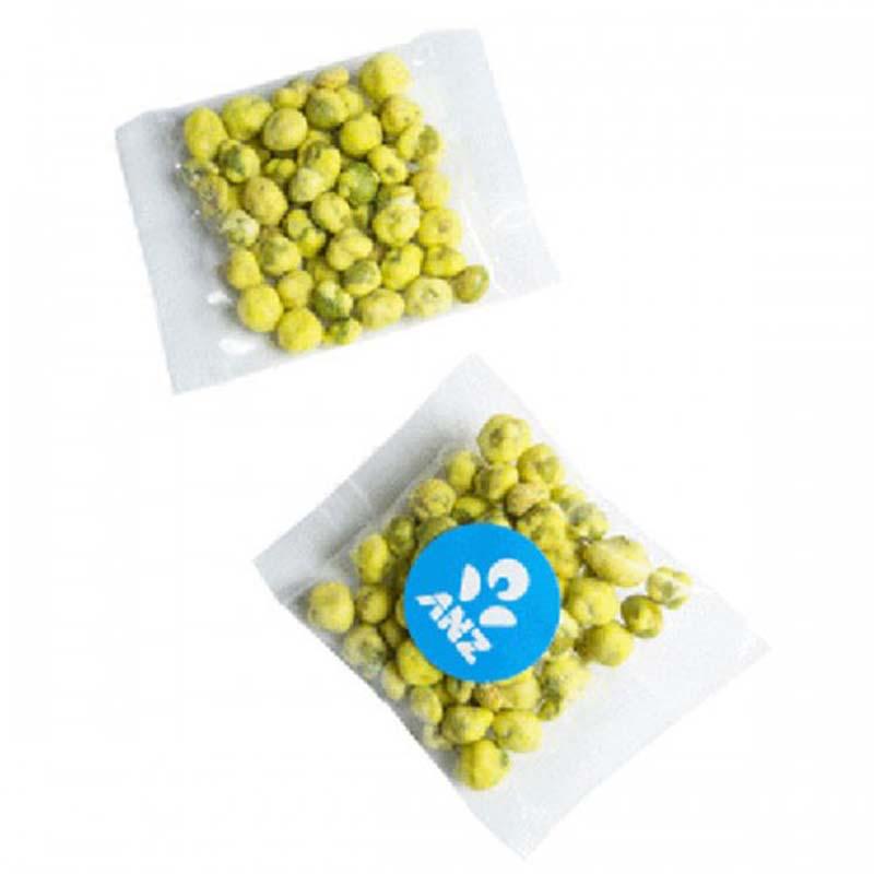 Wasabi Peas Bag 25g
