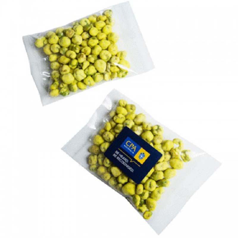 Wasabi Peas Bag 50g