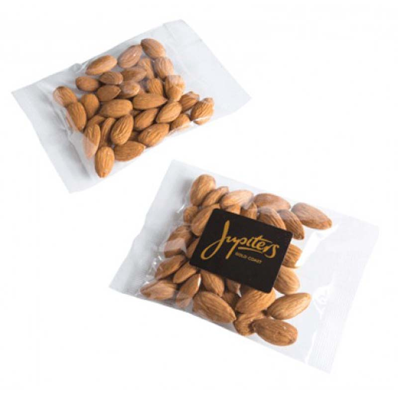 Raw Almonds 50g