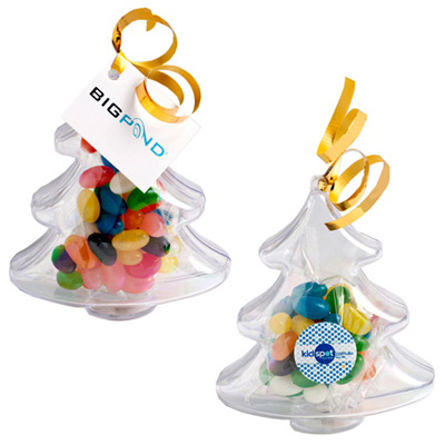 Acrylic Trees Filled with Jelly Beans