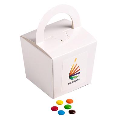 Coloured Noodle Box - M&Ms 100g
