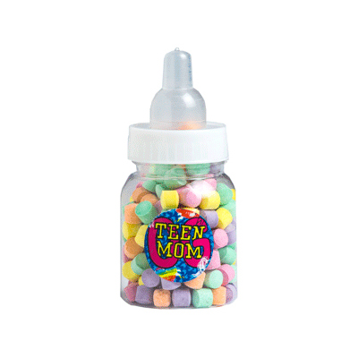 Baby Bottle Filled with Rainbows 50G