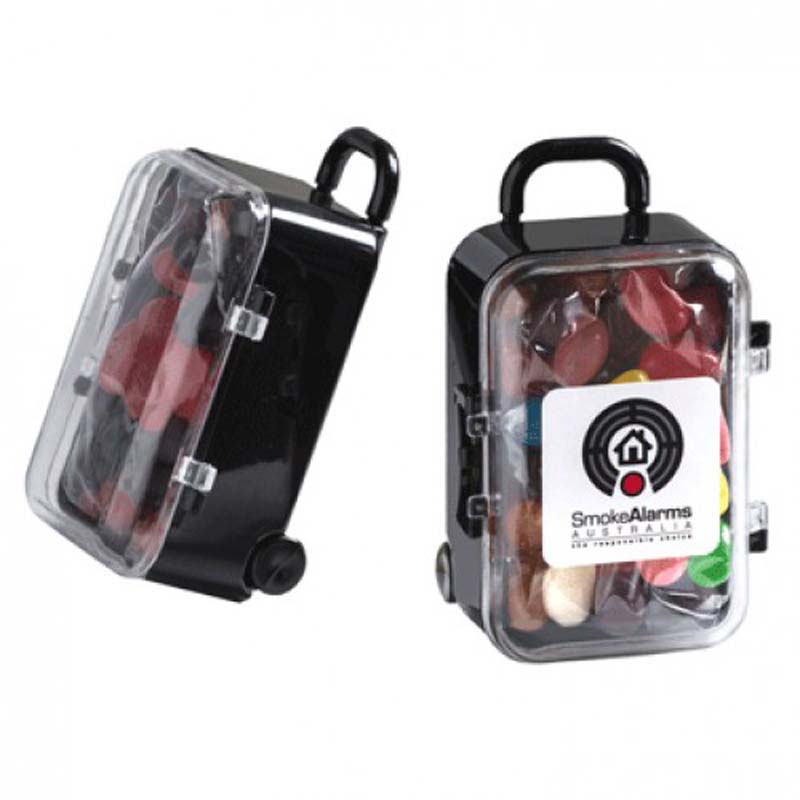 Carry-On Case with Jelly Beans 50g