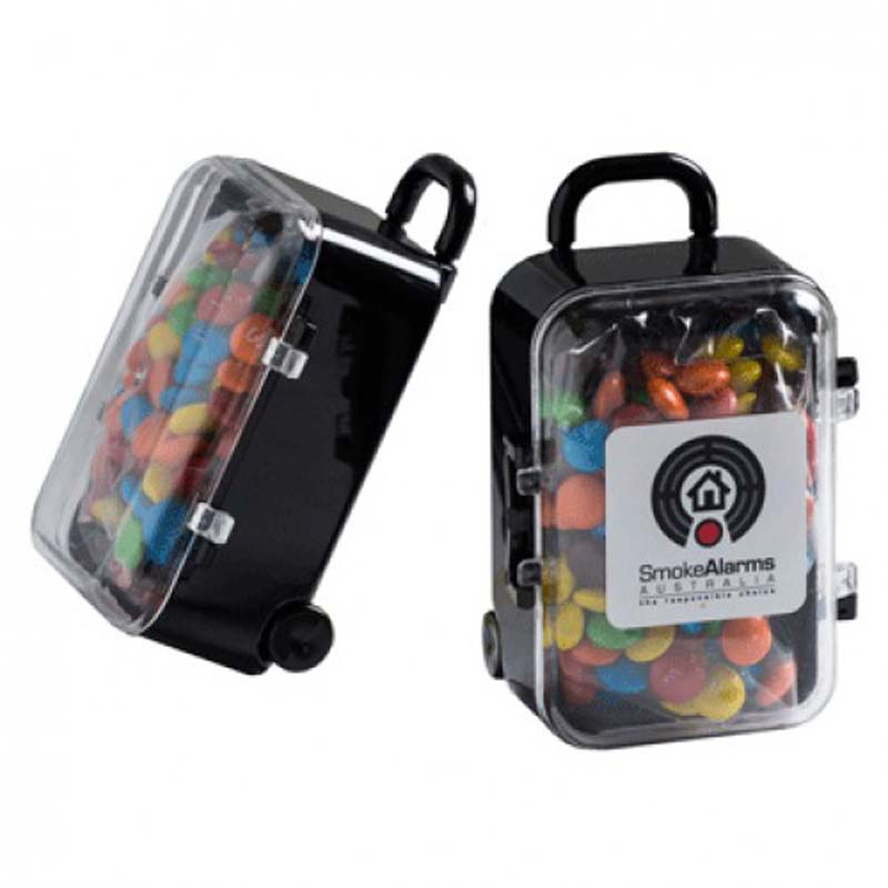 Carry-On Case with M&Ms 50g