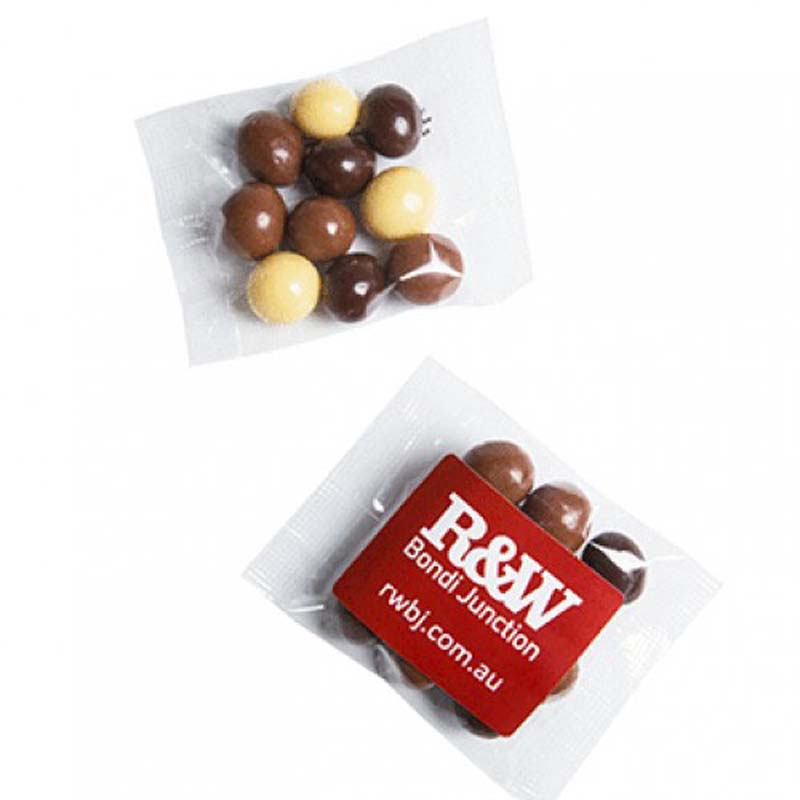 Chocolate Coated Coffee Beans 25g