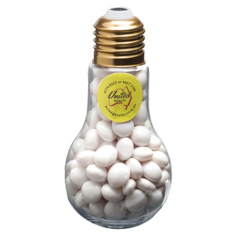 Light Bulb with Mints 100g
