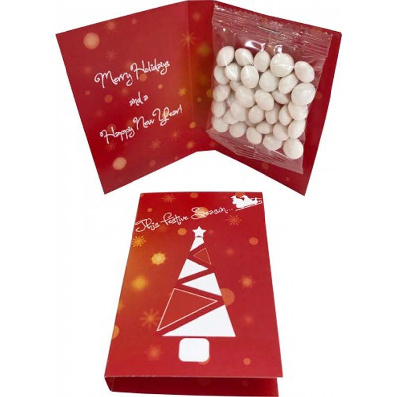 Gift Card with 25g Mint bag