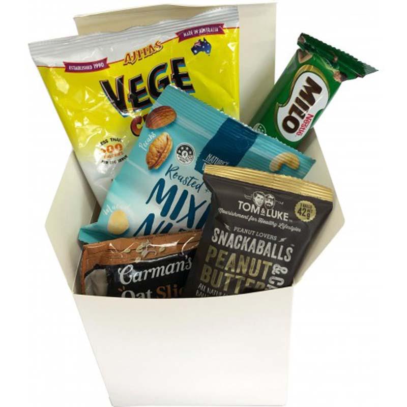 White Gift Box Health