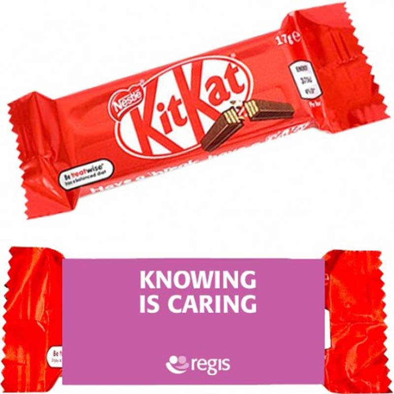 KitKat 17g with Sleeve