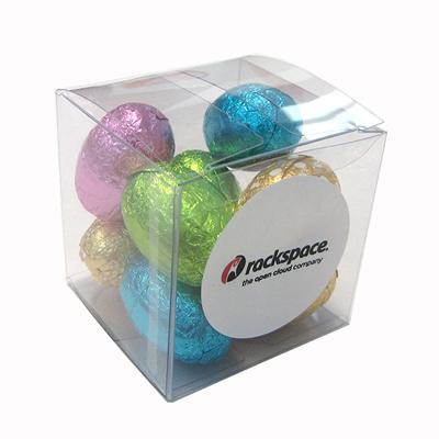 9 Mini Easter Eggs in Cube