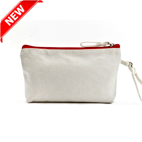 Cotton Canvas Cosmetic Bag - China Direct