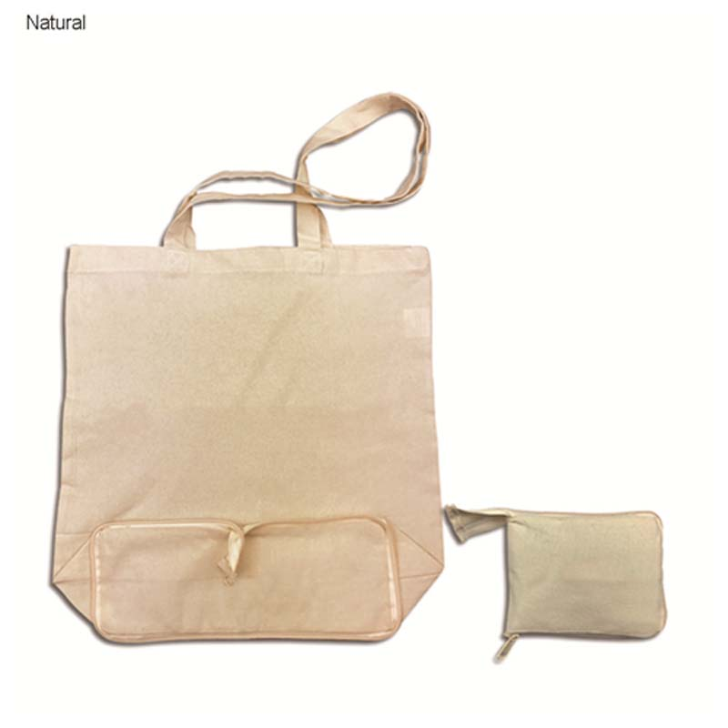 Foldable Zip Calico Bag - China Direct