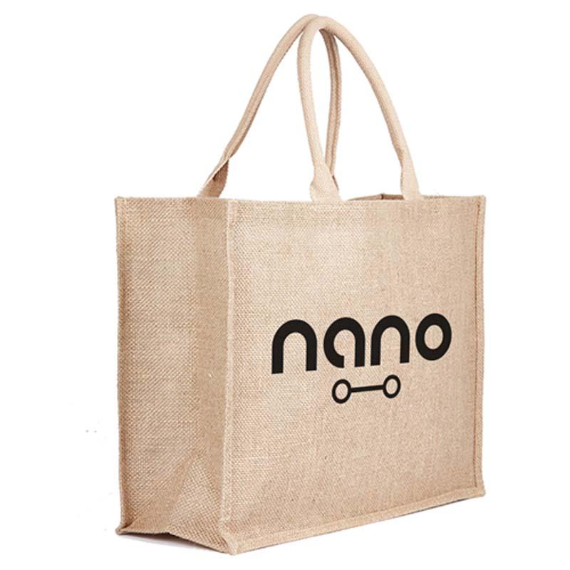 Jute Bag Natural - China Direct
