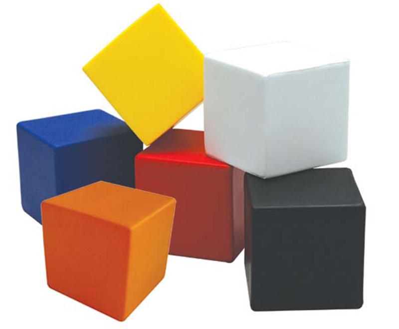 Stress Shape Cube