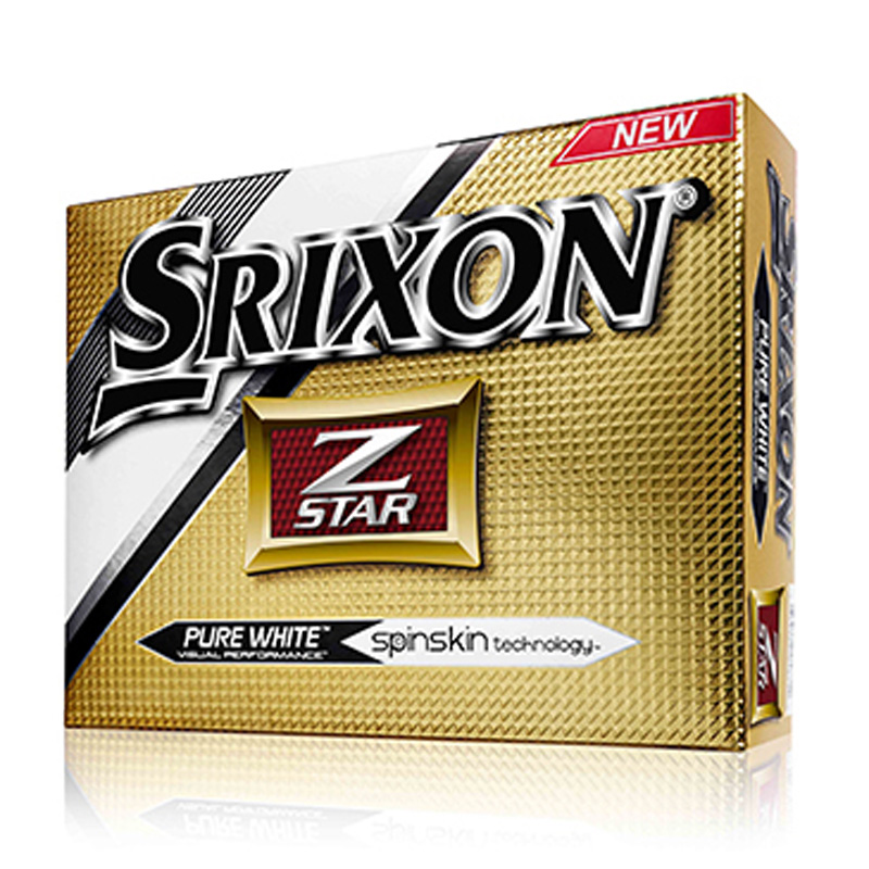 A - Grade - Srixon Z Star