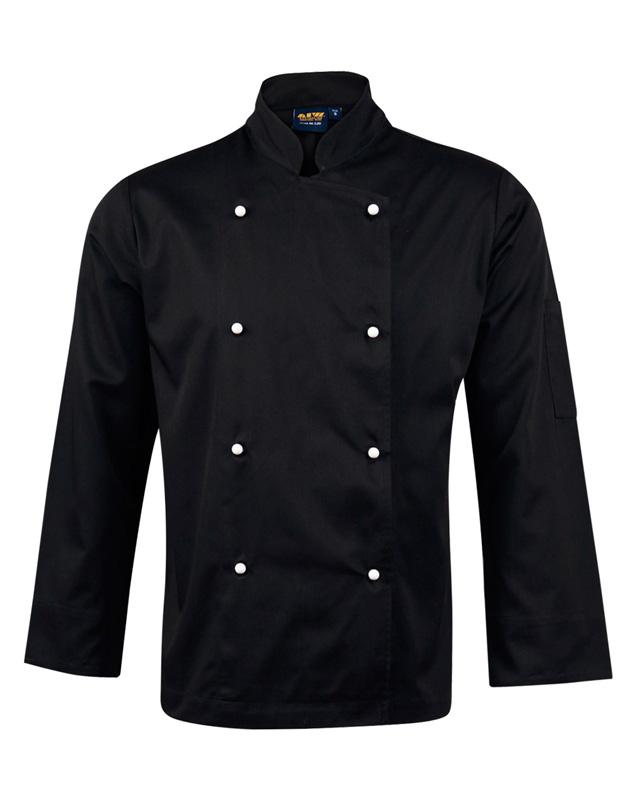 Chefs Long Sleeve Jacket