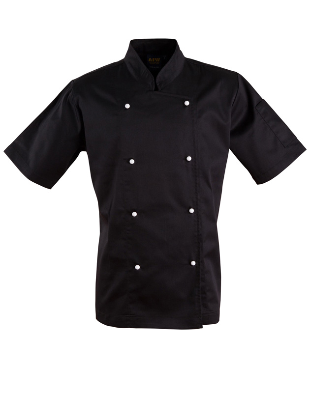 Chefs Short Sleeve Jacket