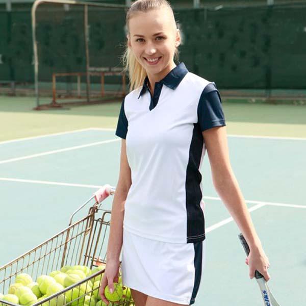 Ladies Tennis Polo