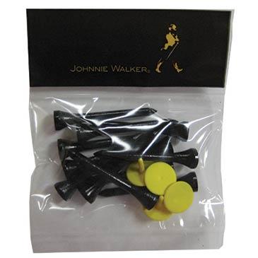 Tee Pack With Custom Printed Header Card
