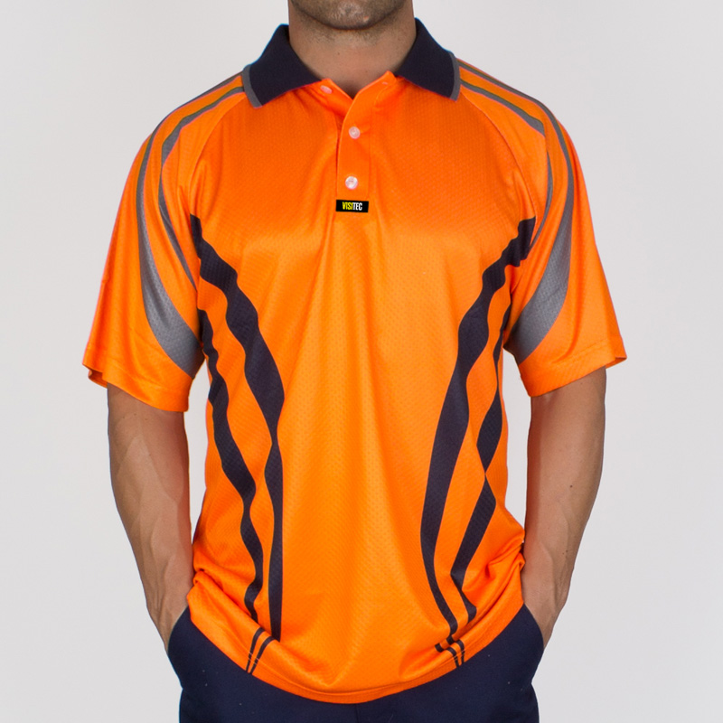 Visitec Charger Airwear Polo