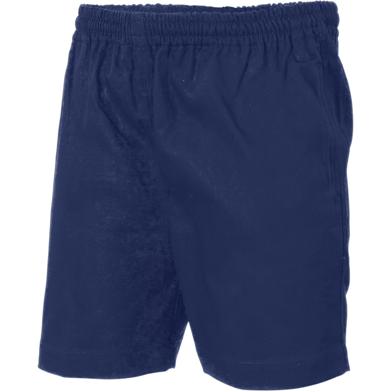 DNC Drill Elastic Drawstring Shorts