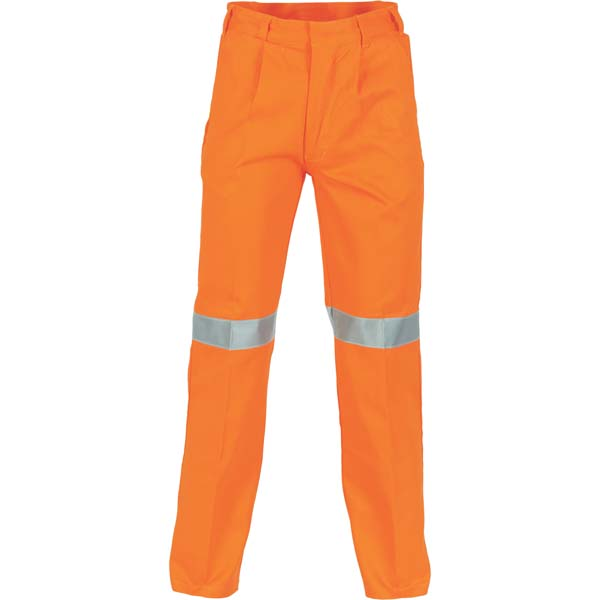 DNC Cotton Drill Pants With 3M Tape