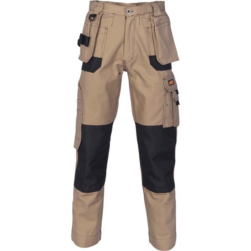 DNC Durable Cargo Pants with Tool Pocket