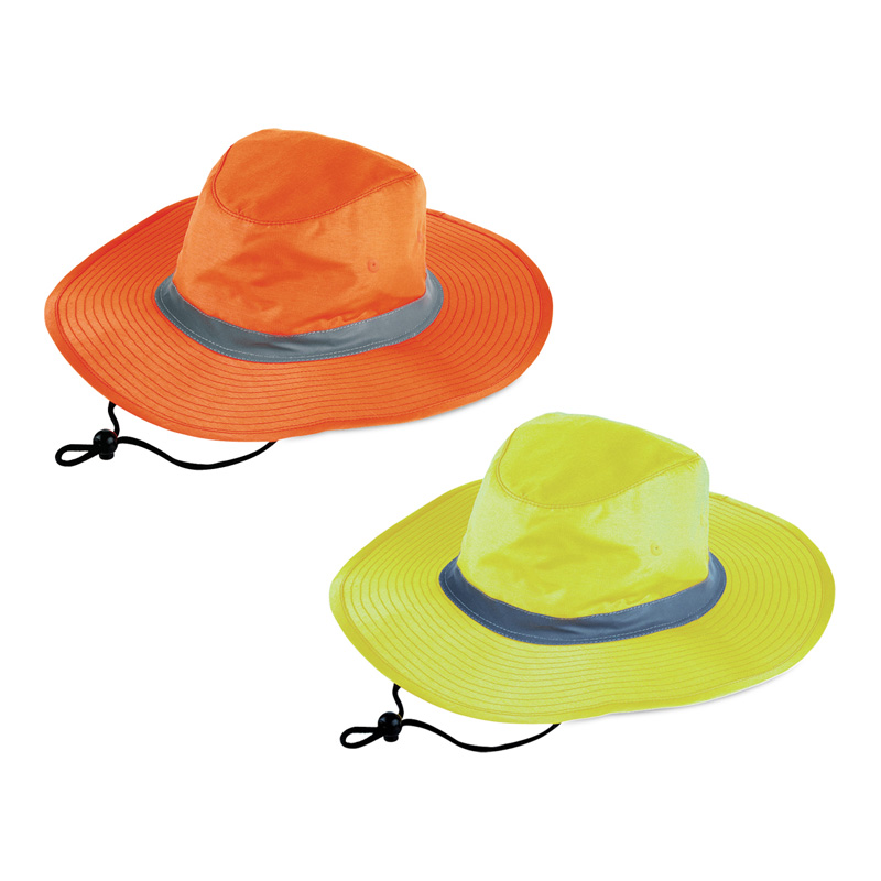 Hi-Vis Reflector Safety Hat