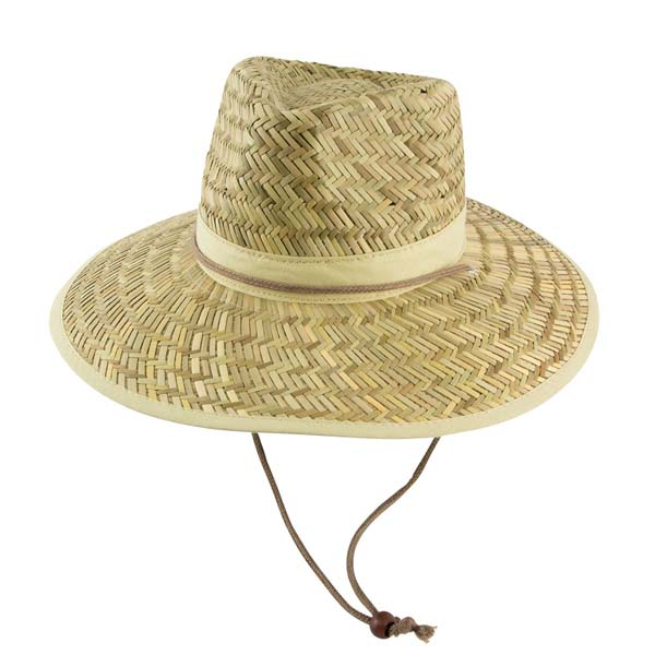 Straw Hat W/ Toggle