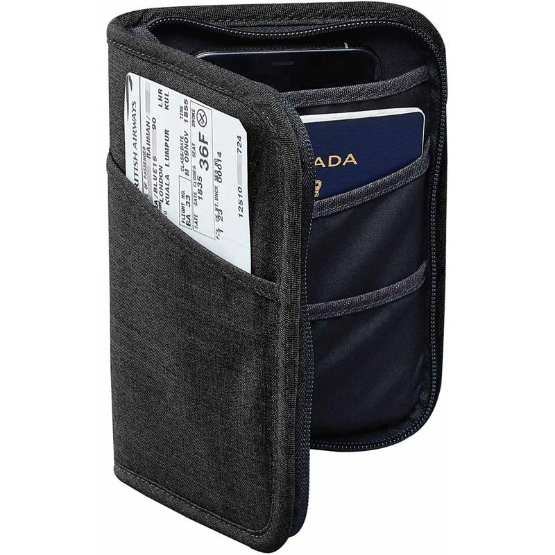 Cupertino RFID Passport Wallet